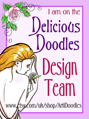 Proudly Designing for Delicious Doodles!