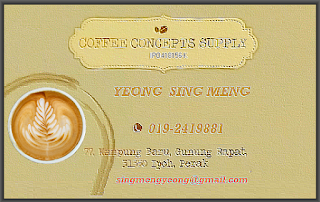 Coffee concepts supply