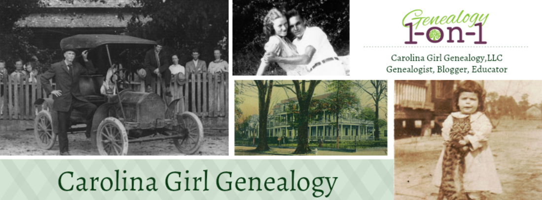 Carolina Girl Genealogy