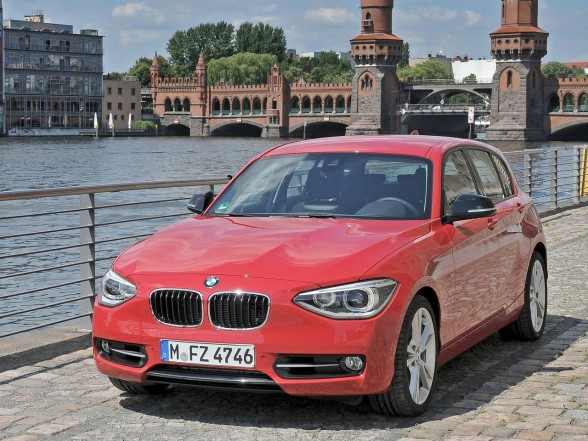 2012 Bmw 1 Series Sport Line And Urban Line Car Preview By 3mbil Cars