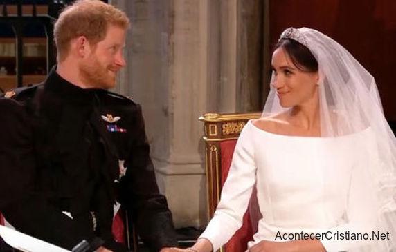 Boda del príncipe Harry y Meghan Markle,