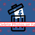 How to Delete Photos Posted On Facebook 2019 | Delete Facebook Photos
