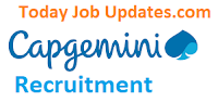 Capgemini recruitment drive 2019