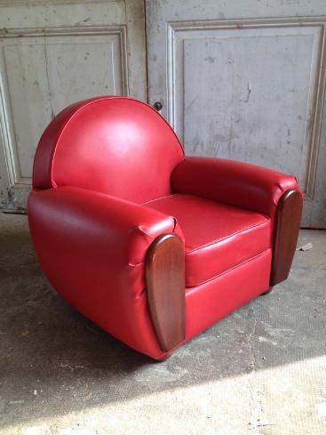 l 39 atelier de la marquise petit fauteuil club pour enfant vendre. Black Bedroom Furniture Sets. Home Design Ideas