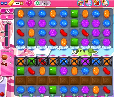 Candy Crush Saga 498