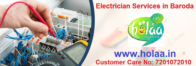 Electrician Services in Baroda