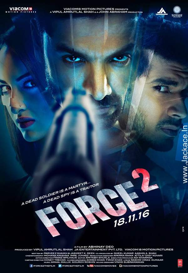 Force 2 First Look Poster 4