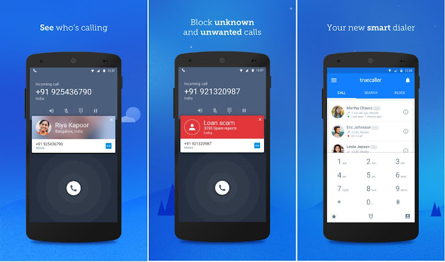Truecaller For Android Apk Screenshots