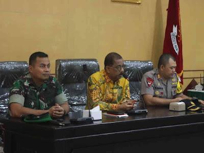 Richard Louhenapessy Gelar Pertemuan Jelang Idul Fitri 1440 Hijriah di Kota Ambon