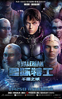 Valerian and the City of a Thousand Planets Movie Poster 20 Dane DeHaan