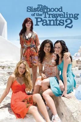 the sisterhood of treaveling pants 2 review