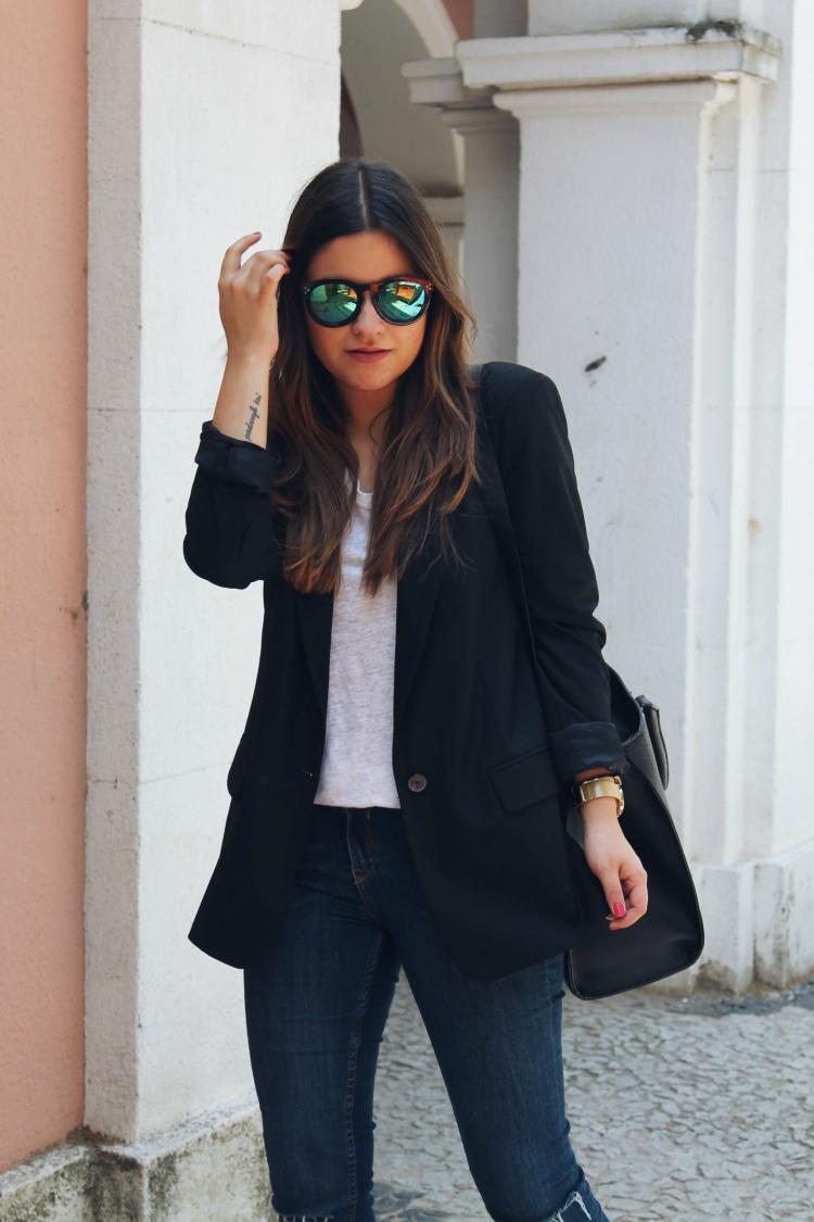 outfit para ir a trabajar blog de moda de leon