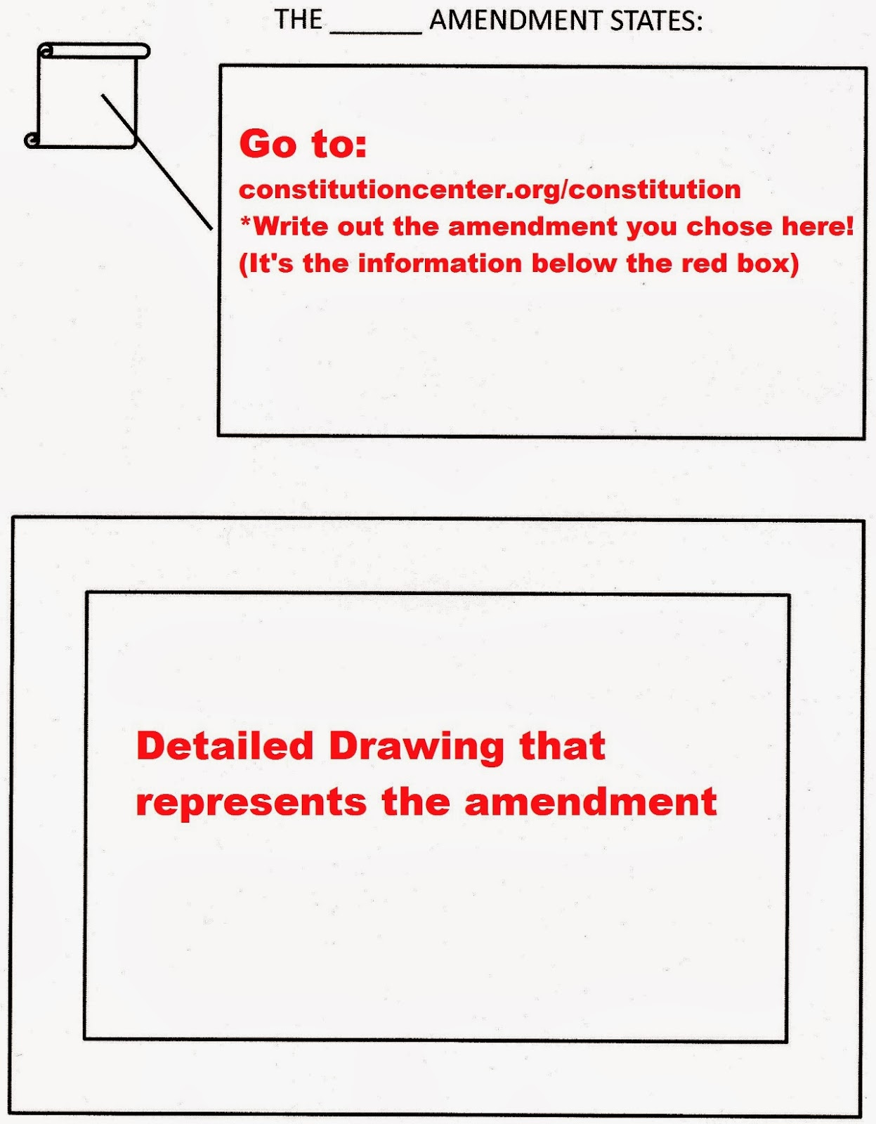 Mr Bravo S Pod Blog 1 2 Amendment Worksheet