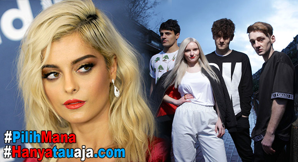Clean Bandit, Come Over Atau Bebe Rexha, The Way I Are