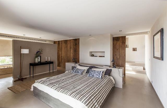 casa de vacaciones perfecta en Ibiza chicanddeco