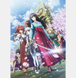 Sakura Wars the Animation ganha novo trailer