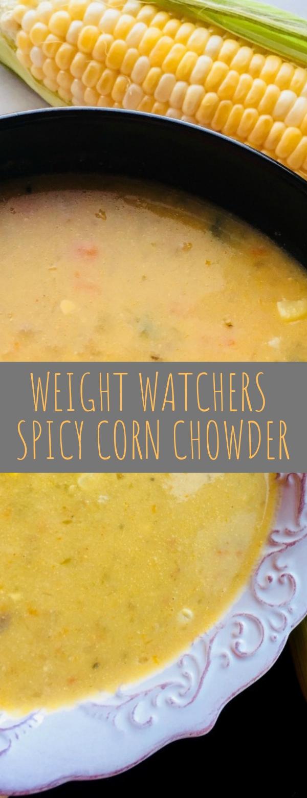 Weight Watchers Spicy Corn Chowder