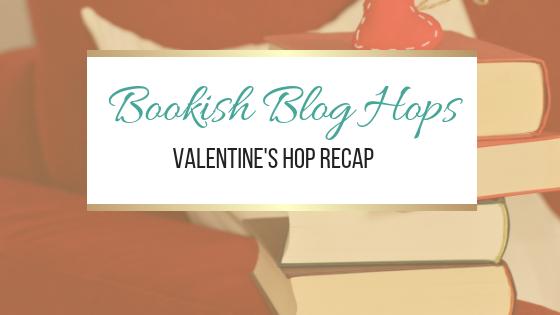 Bookish Blog Hops: Valentine's Hop Recap
