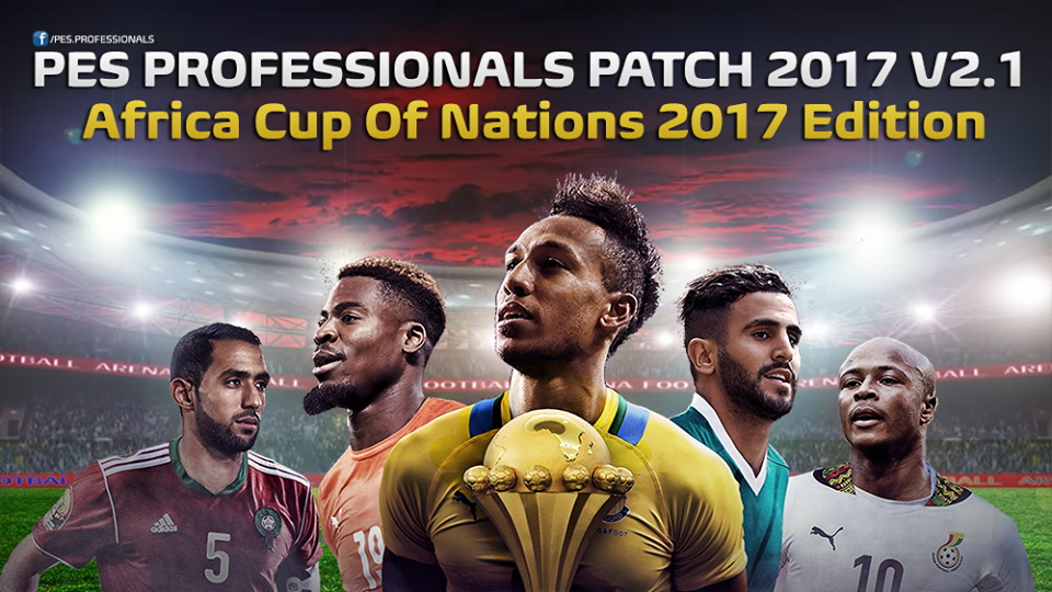 [PES 2017 PC] PES Professionals Patch 2017 V2.1 - Released #15/01/2017