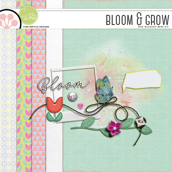 BLOOM & GROW BLOGHOP | FREE DOWNLOAD
