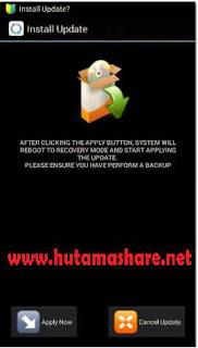 Update software Powerphone Bolt IVO