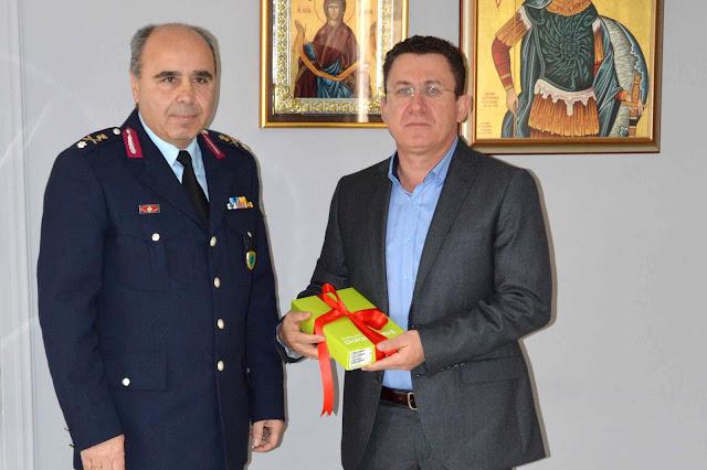 Τελετή παράδοσης - ανάληψης καθηκόντων του Γενικού Περιφερειακού Αστυνομικού Διευθυντή Δυτικής Ελλάδας