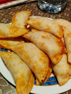 Empanadillas de atún para mis mellizos