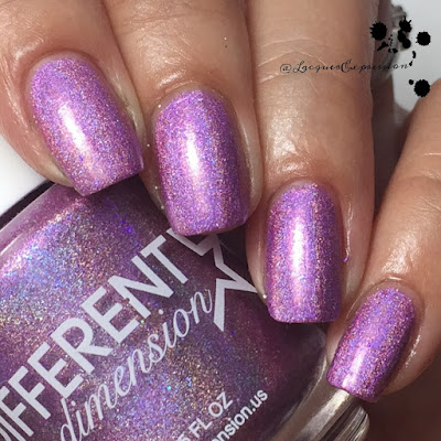 Nail polish swatch of Quasar by DIFFERENT dimension