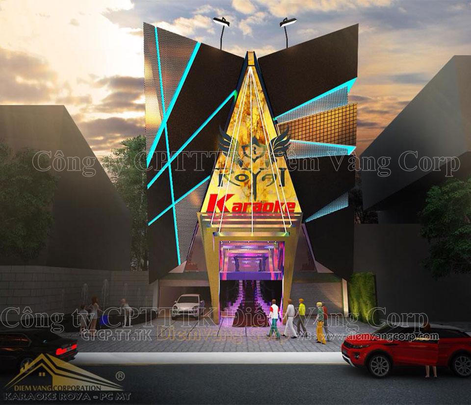 Thiết kế phòng karaoke 3D Ảnh Full chất lượng cao 9