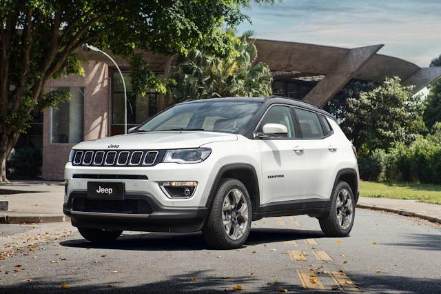 Novo Jeep Compass 2017