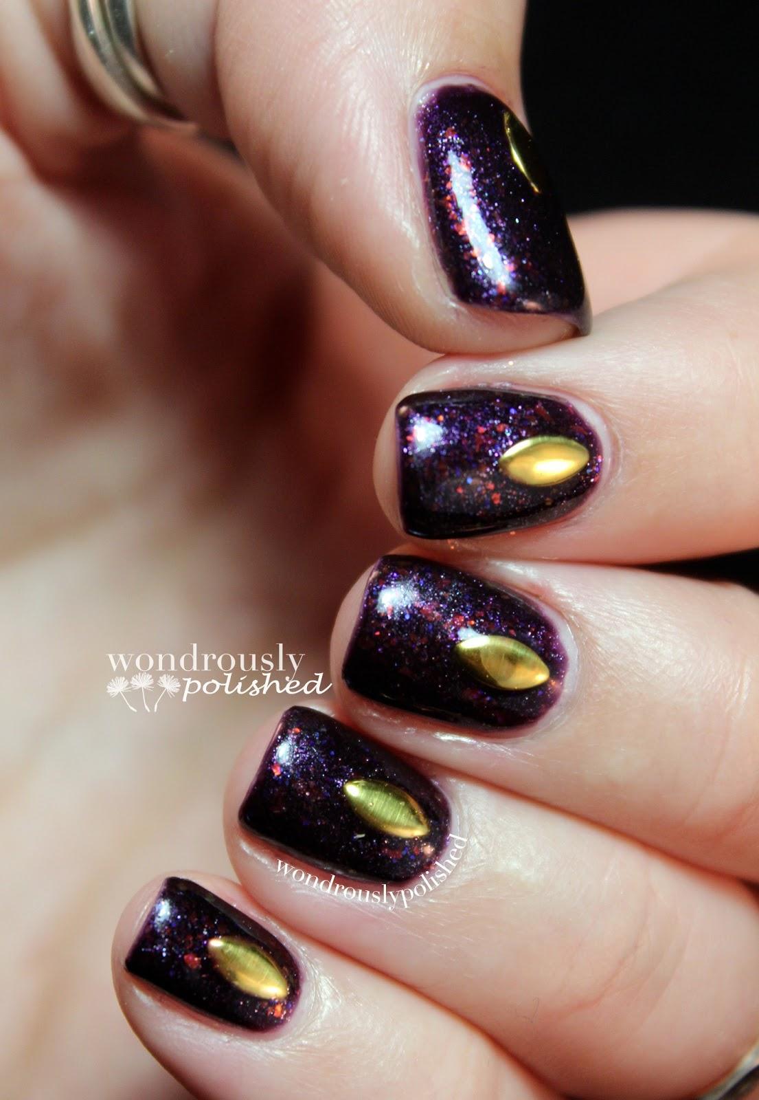Wondrously Polished April Nail Art Challenge: Wondrously Polished: Born Pretty Store Review