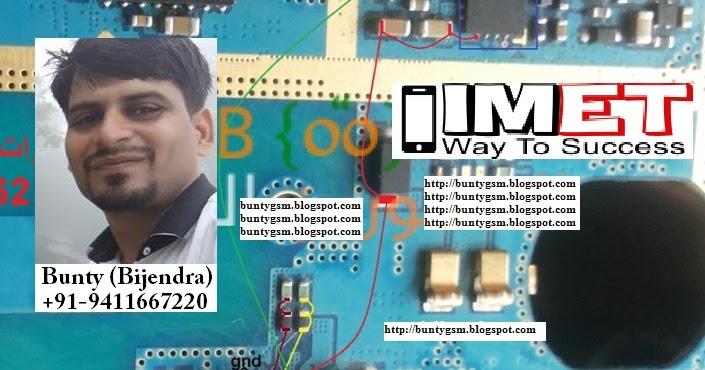 Samsung S7562 Charging USB Problem Solution Jumper Ways - IMET