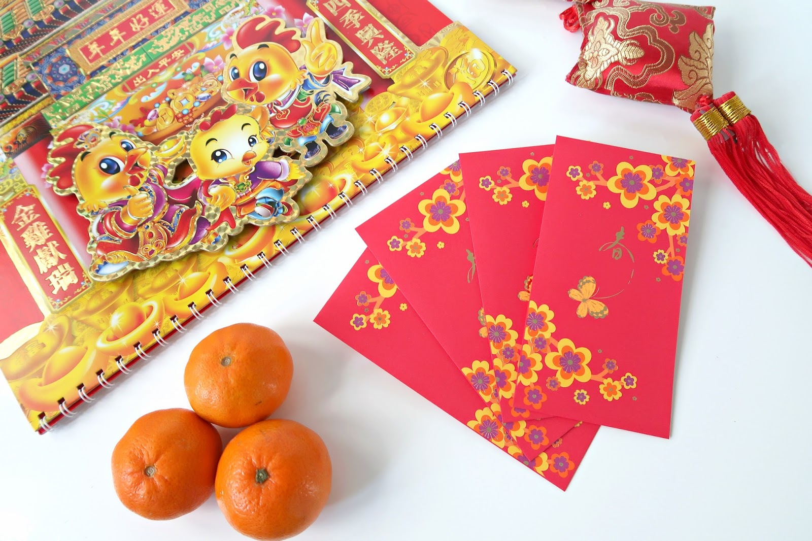 Happy Chinese New Year 2017 Rooster Blog Post