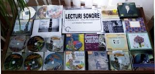 expoziţia Lecturi Sonore către World Read Aloud Day