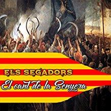 Els segadors ,el cant de la senyera, Catalunya, himne, segadores,Cataluña