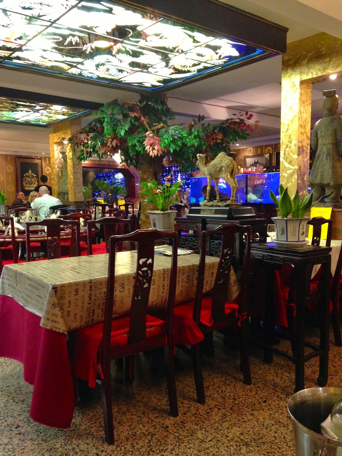 Restaurant Chinois Pres De Carrefour Claira