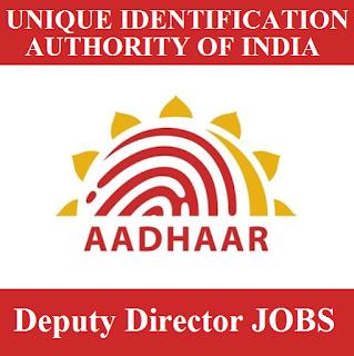 Unique Identification Authority of India, UIDAI, AADHAAR, Karnataka, Director, freejobalert, Sarkari Naukri, Latest Jobs, uidai logo