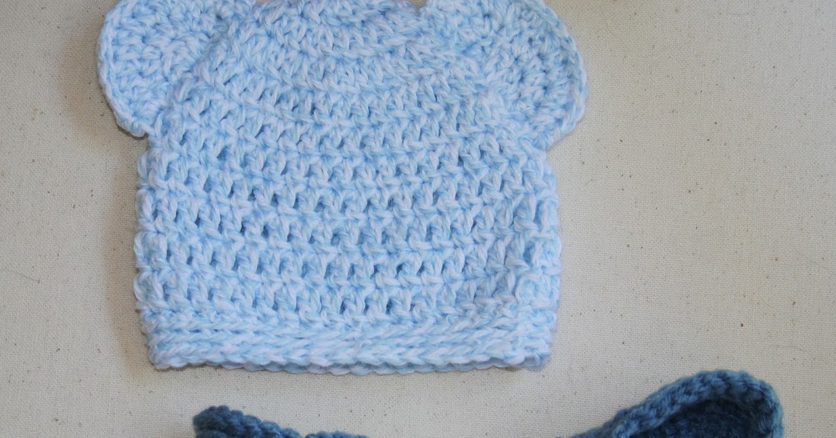 Baby Bear Hat Crochet Knittinghelp Forum Community