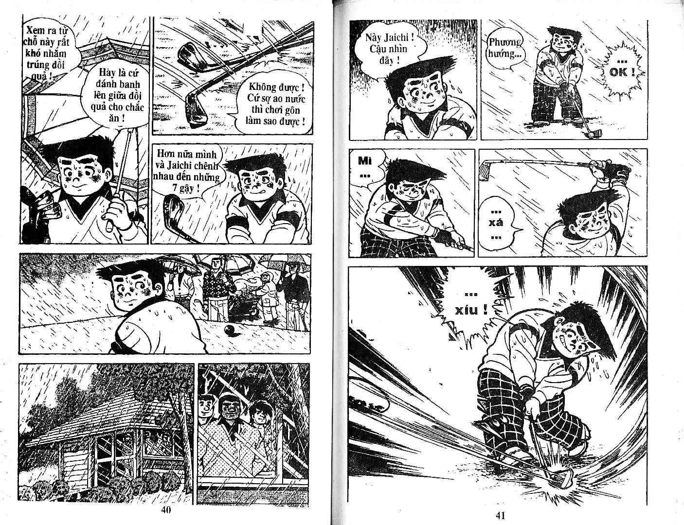 Ashita Tenki ni Naare chapter 27 trang 19