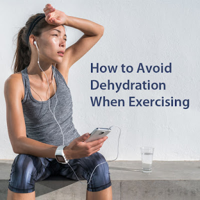 How to Avoid Dehydration When Exercising