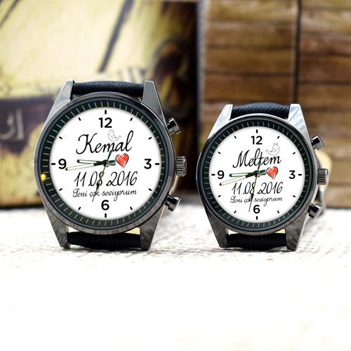 çiftlere özel kol saatleri