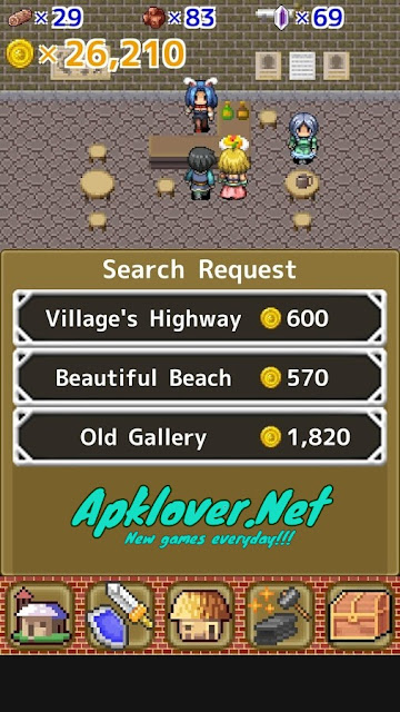 The Villages Beginning MOD APK
