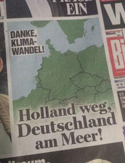 Holland Schlagzeilen