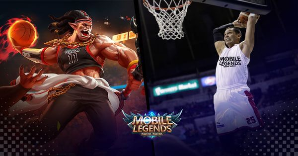 Mobile Legends Invades Philippine Basketball; Signs Japeth Augilar as Endorser