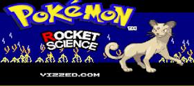 pokemon rocket science cover