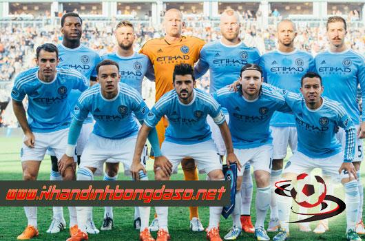 New York City Football Club vs Toronto FC 6h00 ngày 12/9 www.nhandinhbongdaso.net
