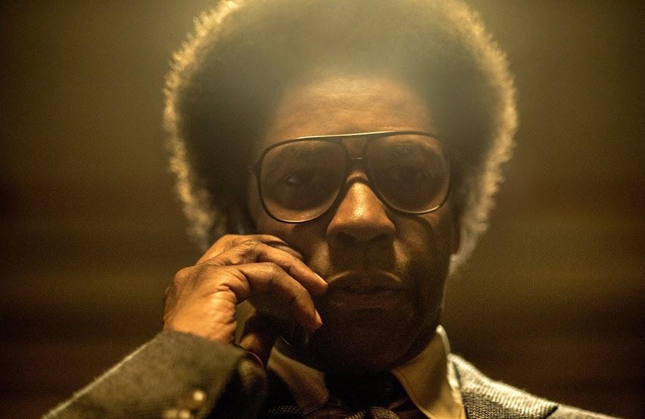 "Denzel Washington luta contra o sistema no trailer de ""Roman J. Israel, Esq."""