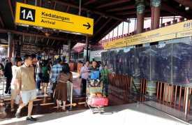 Terminal Kedatangan Bandara Soekarno-Hatta