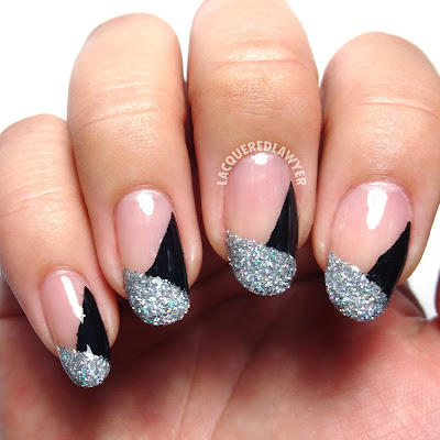 Glitz and Glam Nails