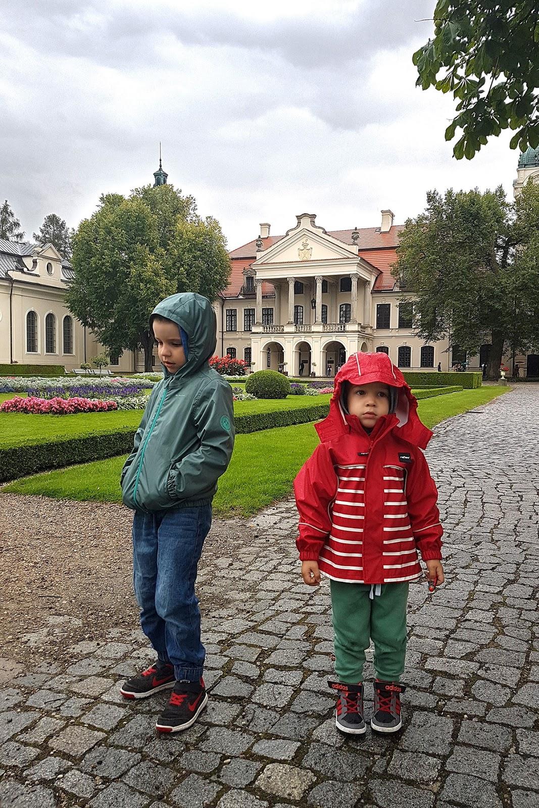 wakacje z dziećmi w Polsce